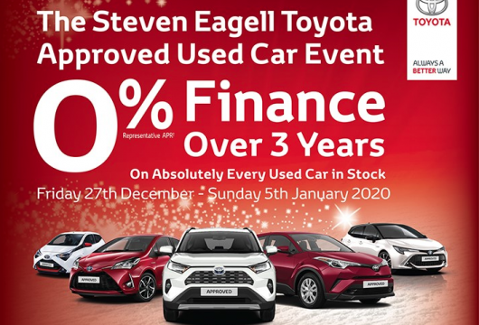 Approved Used Car Event